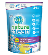 Nature Clean Laundry Pacs Laundry Detergent