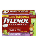 Children's Tylenol Fever & Pain Fastmelts