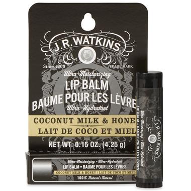 J.R. Watkins Coconut Milk & Honey Lip Balm