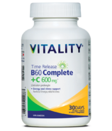 Vitality Time Release B60 Complete + C