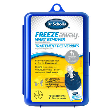 Dr. Scholl\'s Freeze Away Common & Plantar Wart Remover