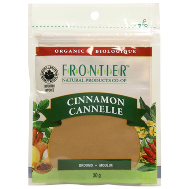 Frontier Natural Products Organic Cinnamon