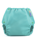 Motherease AirFlow Snap Cover Teal Tidewater