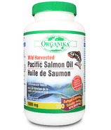 Organika Wild Harvested Pacific Salmon Oil