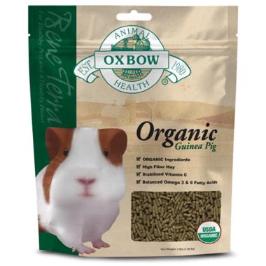 Oxbow Organic Guinea Pig Food