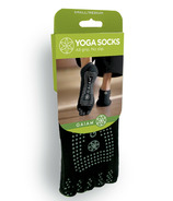 Gaiam No Slip Yoga Socks