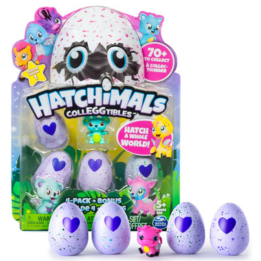 Hatchimals CollEGGtibles Season 1