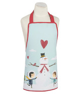 Now Designs Kids Build a Snowman Apron