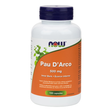 NOW Foods Pau D\'Arco
