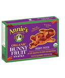 Annie's Homegrown Organic Bunny Fruit Snacks