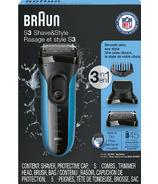 Braun Series 3 Shave & Style