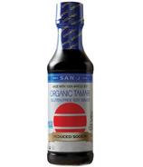 San-J Organic Gluten-Free Tamari Reduced Sodium Soy Sauce