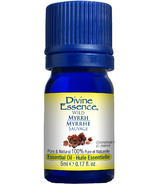 Divine Essence Myrrh Essential Oil