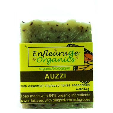 Enfleurage Organics Bar Soap Auzzi
