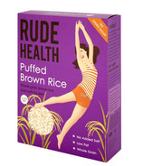 Rude Health Gluten Free Puffed Brown Rice