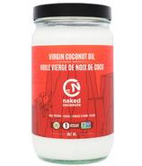 Naked Coconuts Organic Virgin Coconut Oil