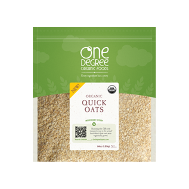 One Degree Organic Quick Oats