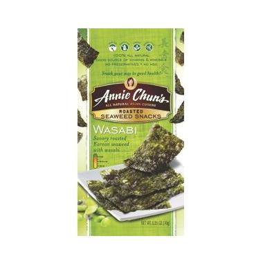 Annie Chun\'s Seaweed Snacks