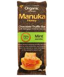 ZibaDel Creations Manuka Honey Chocolate Truffle Bar