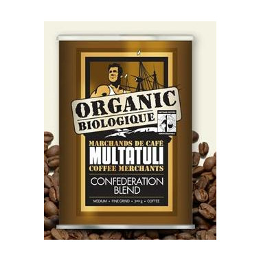Multatuli Coffee Merchants Organic Free Trade Coffee