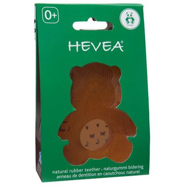 Hevea Natural Rubber Panda Teether