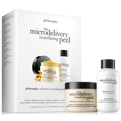 Philosophy In Home Vitamin C / Peptide Peel