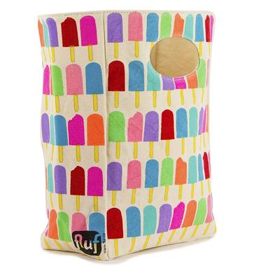 Fluf Popsicle Organic Lunch Bag