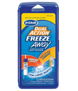 Dr. Scholl's Dual Action Freeze Away