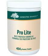 Genestra Pro Lite Rice Protein Formula