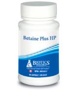 Biotics Research Betaine Plus HP