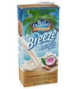Blue Diamond Almond Breeze Almondmilk Coconutmilk Blend