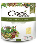 Organic Traditions Ashwagandha Powder