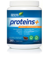 Genuine Health Proteins+ Powder