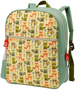 Sugarbooger Zippee Back Pack What did the Fox Eat