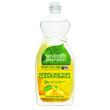 Seventh Generation Natural Hand Dish Liquid