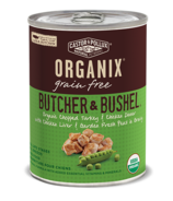 Castor & Pollux Organix Butcher & Bushel Dog Food