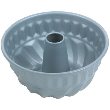 4 Inch Non-Stick Mini Fluted Pan with Center Tube