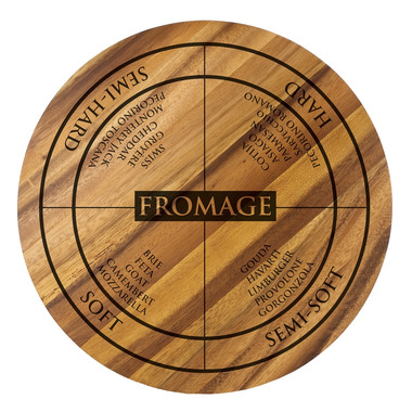 Ironwood Gourmet 12-inch Circle Board