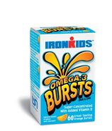 IronKids Omega 3 Bursts