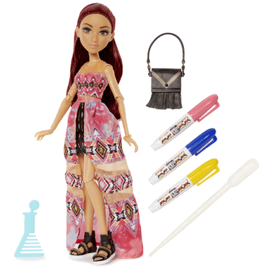 Project Mc2 Experiments with Dolls Carmyn\'s Tie Dye
