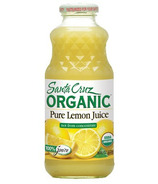 Santa Cruz Organic Lemon Juice