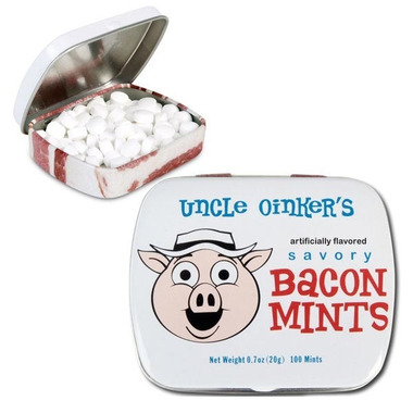 Accoutrements Uncle Oinker\'s Bacon Mints