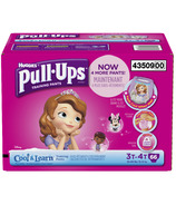 Pull-Ups Cool And Learn Training Pants Girl Giga Pack
