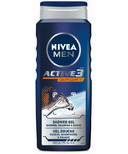 Nivea Men Active3 Sport Shower Gel