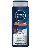 Nivea Men Active3 Sport Shower Gel