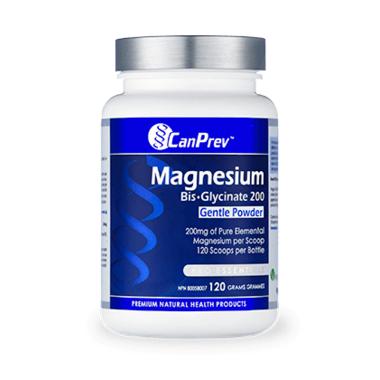 CanPrev Magnesium Bis-Glycinate Powder