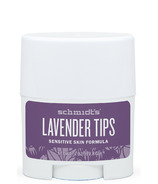 Schmidt's Deodorant Lavender Tips Sensitive Skin Travel Size Deodorant
