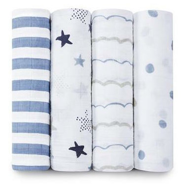 aden + anais Classic Swaddling Wraps