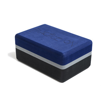 Manduka Recycled Foam Block Charcoal