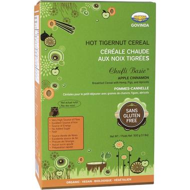 Govinda Chufli Basic Apple Cinnamon Hot Tigernut Cereal